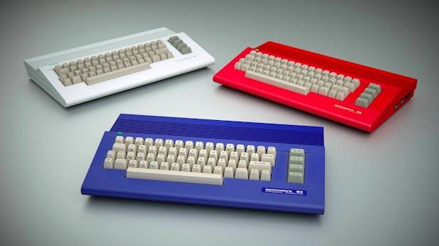 Commodore 64 II: Gehäuse des Computer-Klassikers erobert Kickstarter
