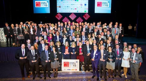 Great Place to Work: Deutschlands beste Arbeitgeber 2015