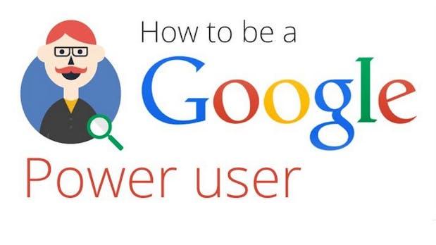 Du denkst du kennst Google? So wirst du wirklich zum Google-Power-User [Infografik]