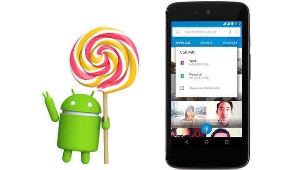 Android 5.1 bringt mehr Stabilität und Sicherheit