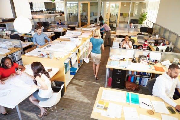 großraumbuero produktivitae startups