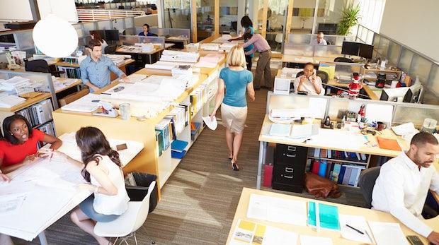 Der Arbeitsplatz der Zukunft: Passt das Großraumbüro noch zur Startup-Kultur?