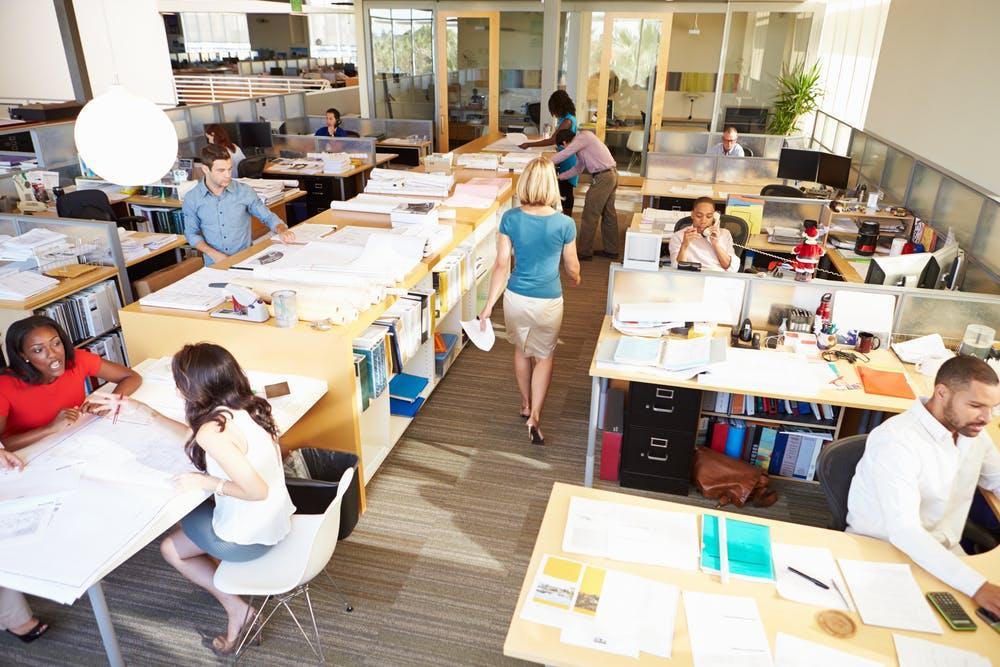 Der Arbeitsplatz der Zukunft: Passt das Großraumbüro noch zur Startup-Kultur? [Kommentar]