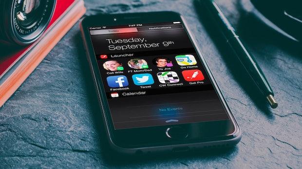 Der Launcher für iOS ist zurück! Endlich wieder Shortcuts zu deinen Lieblings-Apps