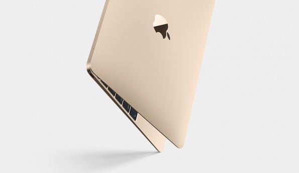 Wird Apple uns mit neuen MacBooks überraschen? (Bild: Apple)