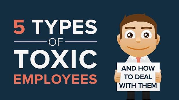 Gift für euer Team: So geht ihr mit schwierigen Mitarbeitern um [Infografik]