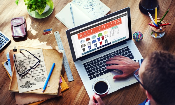 Mobile Commerce: Shopping-Apps sind beliebter als mobile Websites