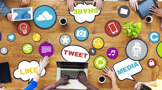 Mythos Datenschutz in Social Media: Klatsch und Rechtsgetratsche in Deutschland