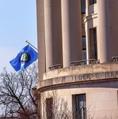 Die Federal Trade Commission in Washington. (Foto: Shutterstock / Bill Perry)