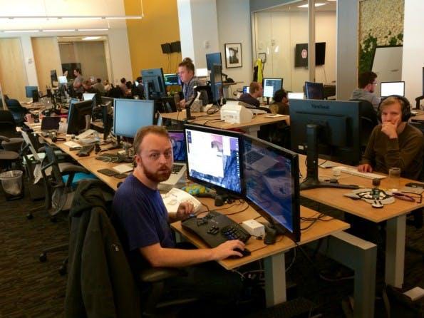 Wichtigstes Tool bei Slack: Na klar, Slack. Man versteht sich selbst als bester Kunde. (Foto: t3n)
