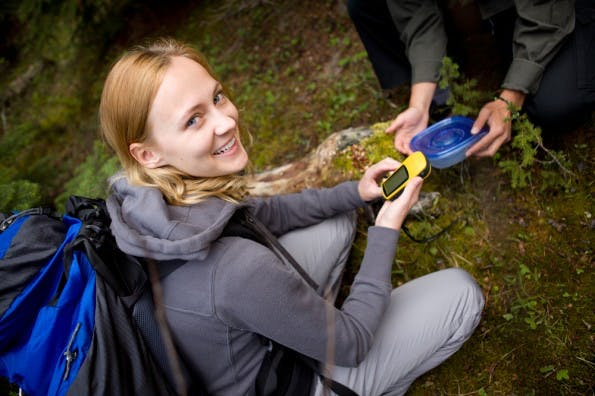 teambuilding events geocaching