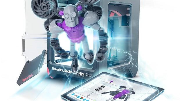 Gratis-App: Mit Autodesks Tinkerplay können Kinder sich Spielzeug selbst drucken