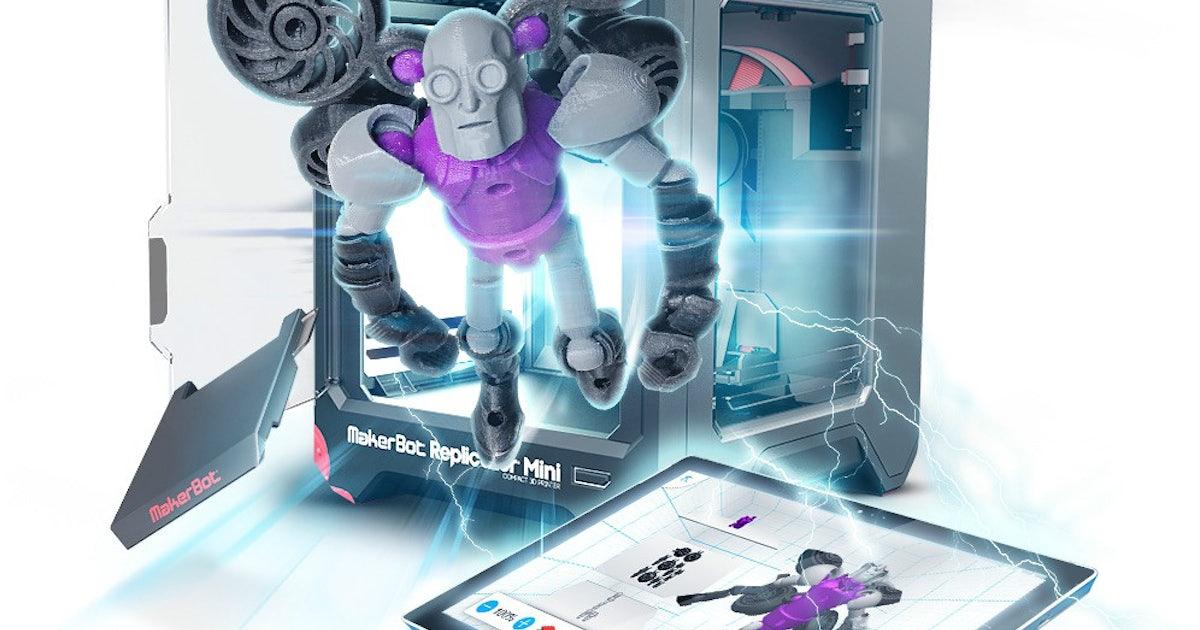 Gratis app mit autodesks tinkerplay können kinder sich