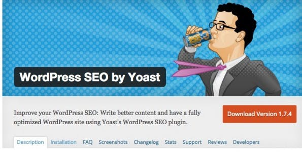 Update dringend empfohlen: Die Version 1.7.4 des WordPress-Plugins ist nach derzeitigem Stand nicht betroffen (Screenhsot: wordpress.org)