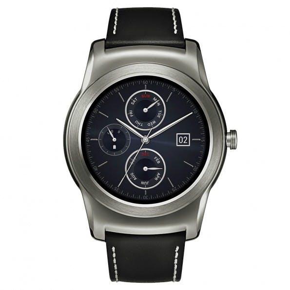 Die LG Watch Urbane bekommt als erste das neue Android Wear. (Foto: LG/Google)