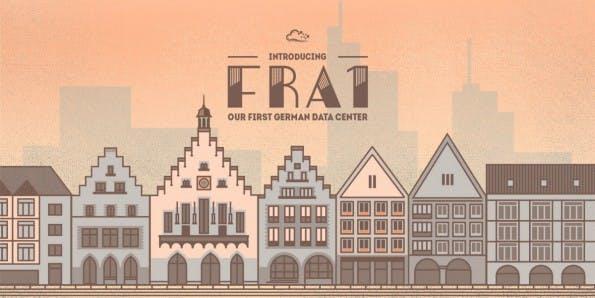 DigitalOcean eröffnet sein erstes Rechenzentrum in Deutschland: FRA1. (Bild: DigitalOcean)
