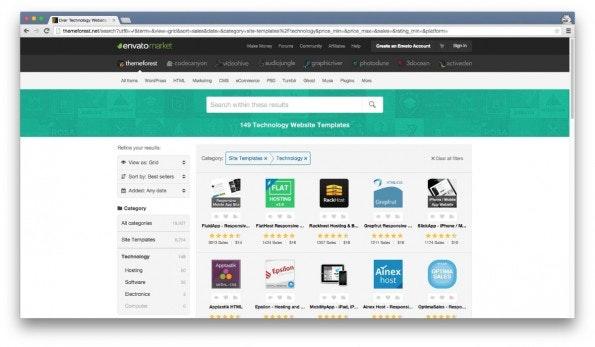 HTML5 CSS Templates