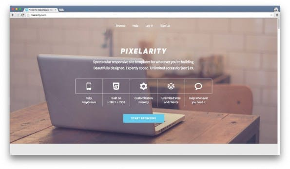 HTML5 CSS Templates 9