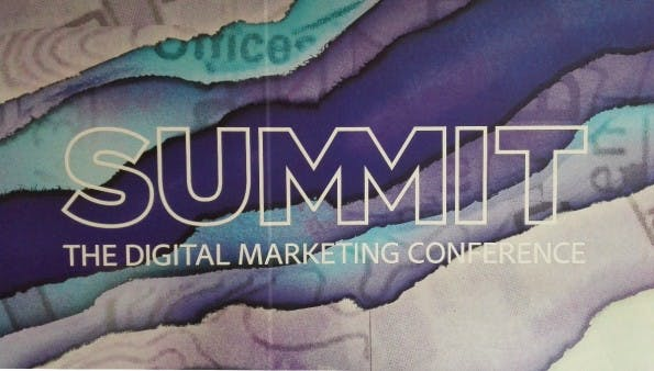 Der Adobe Summit in London. (Foto: t3n)
