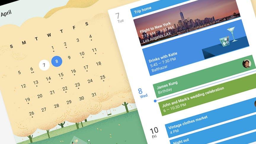 Android-Kalender: Die 10 besten Apps zur Terminplanung