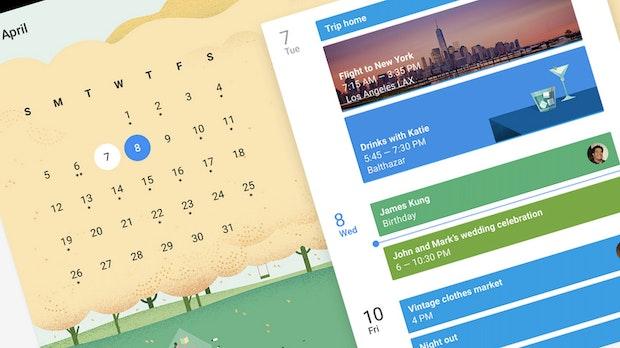 Terminplanung: Die 10 besten Kalender-Apps für Android