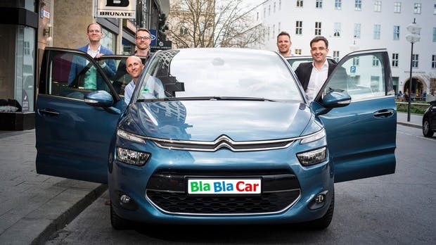BlaBlaCar gibt Gas und übernimmt Mitfahrgelegenheit.de und Mitfahrzentrale.de