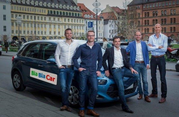 BlaBlaCar übernimmt die Konkurrenten Mitfahrgelegenheit.de und Mitfahrzentrale.de. (Foto: BlaBlaCar)