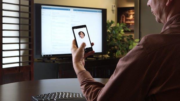 Smartphone wird zum Desktop-PC: So funktioniert Microsofts Continuum