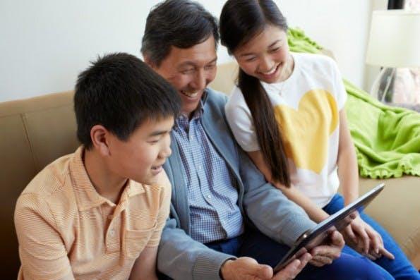 """""""Designed for Families"""": Google spendiert familienfreundlichen Apps einen eigenen Bereich im Play-Store. (Foto: Google)"""