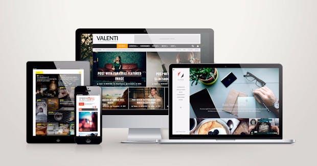 WordPress als Webzine: Die 8 besten Themes für dein Online-Magazin