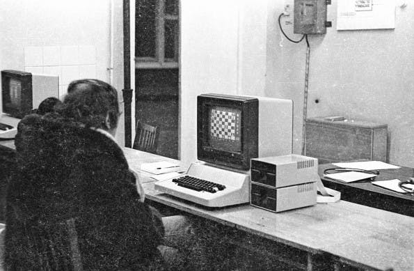 Auch im Osten entstanden in den Achtzigerjahren eine ganze Reihe von Heimcomputern. (Foto: ?????? «???????????? ??????» / ?. ?. ?????????? Lizenz: CC-BY-SA 3.0)