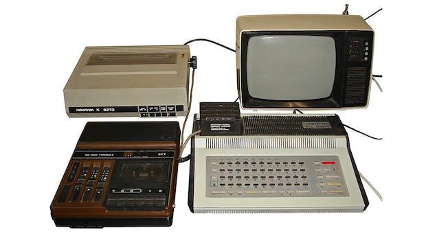 Genosse Heimcomputer: So begann das digitale Zeitalter hinter dem Eisernen Vorhang