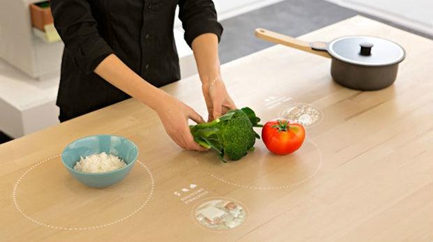 """Konzeptküche mit smarten Möbeln und Bilderkennung: IKEA stellt """"Concept Kitchen 2025"""" vor"""