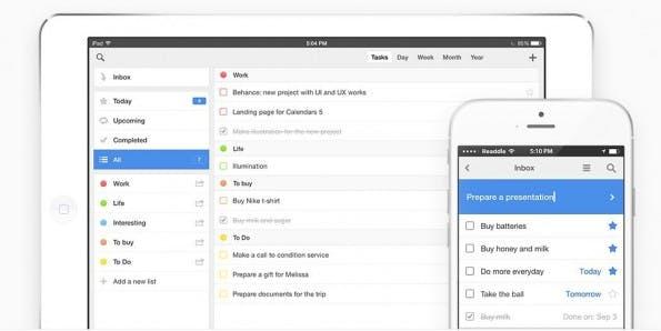 Kalender-Alternativen für iPhone und iPad: Calendars 5 ist als Universal App zu haben. (Foto: Readdle)