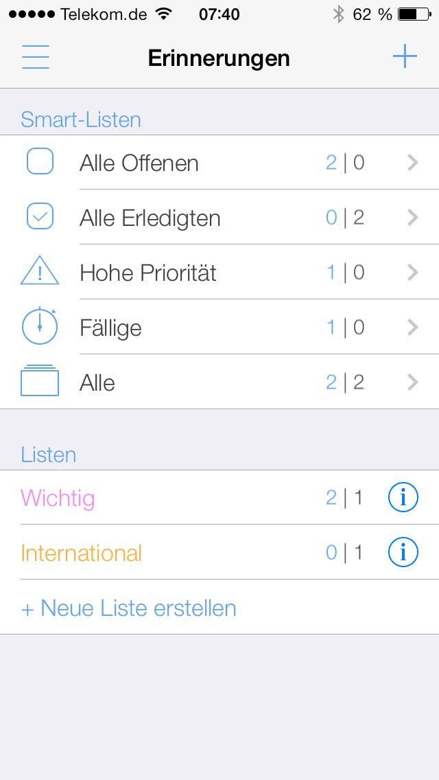 Kalender-Alternativen für iOS: Unsere 3 Favoriten für Aufgaben und ...