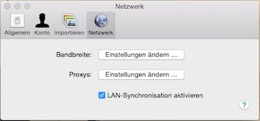 mac dropbox synch