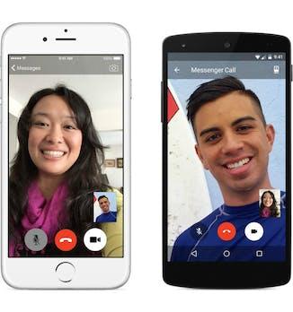 Angriff auf FaceTime und Skype: Facebook ermöglicht kostenlose Videoanrufe im Messenger