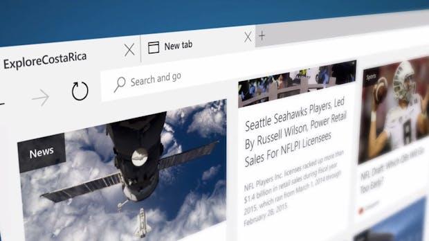 """""""Gib Edge eine Chance"""" – Microsoft will Windows-10-User vom Browserwechsel abhalten"""