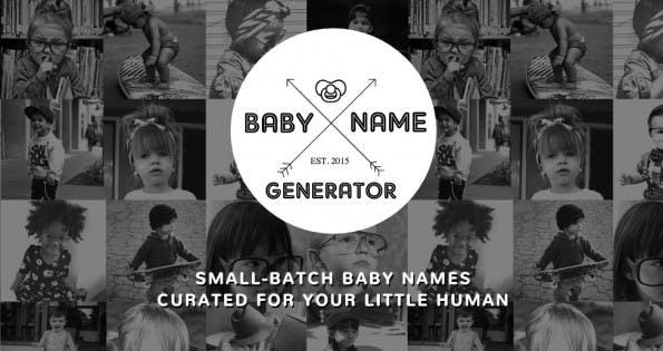 """Axel"" klingt zu unspektakulär? Wie wäre es mit ""Walter Gray Gourd Axel""? (Screenshot: Hipster Baby Name Generator)"
