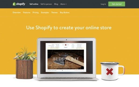 Mehr als 120.000 Onlineshop will Shopify nach eigenen Angaben bereits aktiv betreiben. (Screenshot: Shopify)