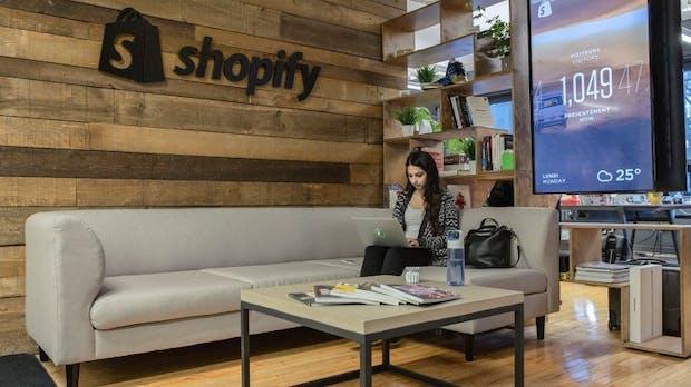 E-Commerce-Startup Shopify geht an die Börse