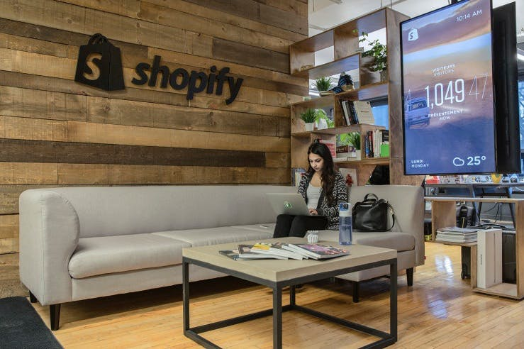 Shopify: Investiert 1 Milliarde US-Dollar in Fulfilment-Netzwerk