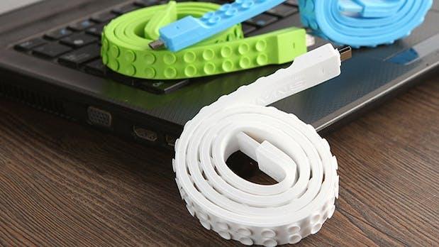 Nie wieder Kabelsalat: Wie ein geniales USB-Kabel für mehr Ordnung sorgt