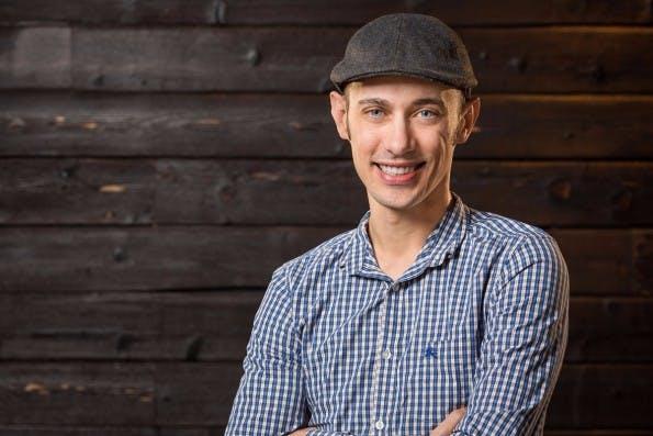 Tobias Lütke, Shopify CEO. (Foto: Shopify)