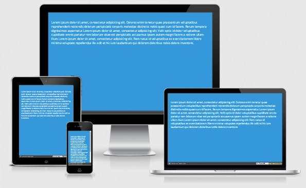 Responsiver body-Text mit FlowType.JS-Plugin (Demo-URL) (Bild: puxeltuner.de)