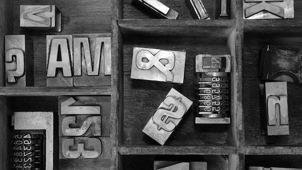 Typografie im Responsive Webdesign – Teil 1: So wählt ihr die richtige Schrift