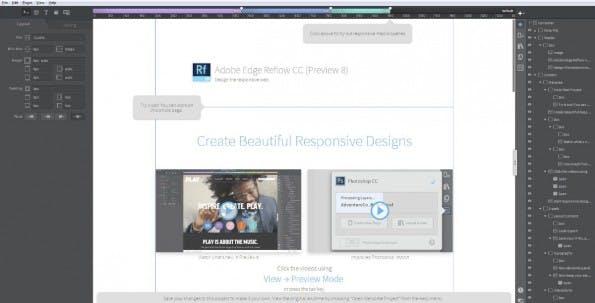 Adobe Edge Reflow