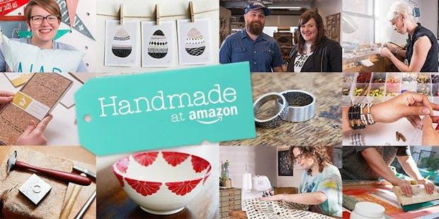 """Konkurrenz für Etsy und DaWanda: """"Handmade at Amazon"""" gestartet [Update]"""