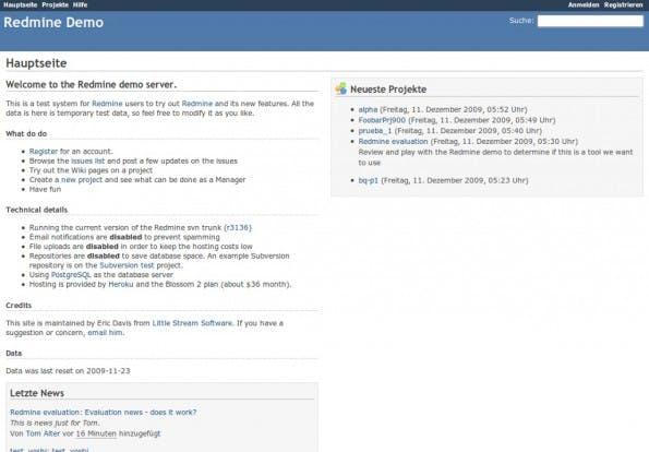 (Screenshot: Basecamp)