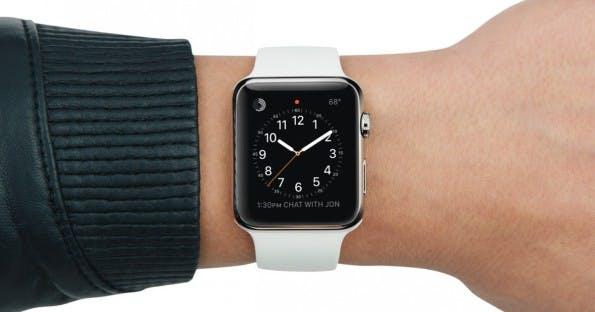 Auf dem März-Event könnten neue Armbänder für die Apple-Watch gezeigt werden. (Foto: Apple)